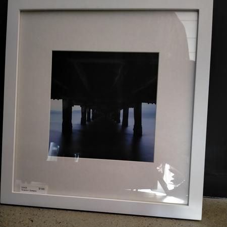 Petone - Framed Photograph - 47.5 x 45.5cm