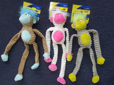 Petsport Monkey Soft Toy