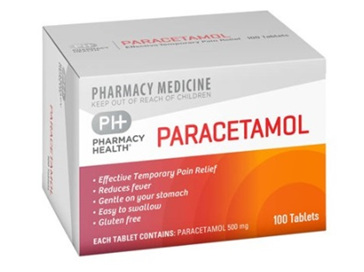 PH Paracetamol 100Tabs