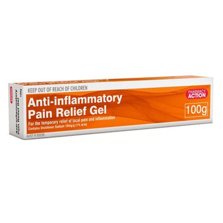 PHARM  ACT AINFLAM PAIN RLF GE 376078