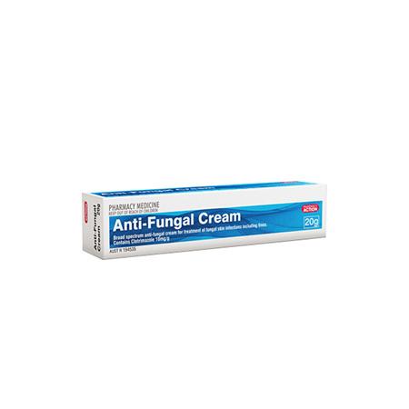 PHARM ACT ANTI-FUNGAL CREAM 1% 20G
