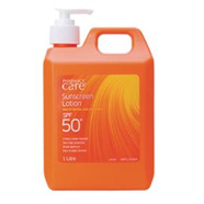 PHARMACY CARE SUNSCREEN LOTION PUMP SPF 50+ 1L