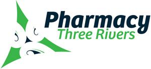 Pharmacy Three Rivers Logo
