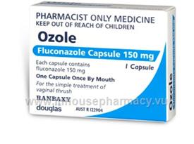 Pharmaist Only - Ozole 150mg cap BP (single)