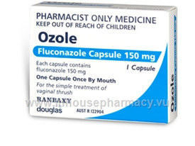 Pharmaist Only - Ozole 150mg cap BP (single)