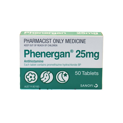 Phenergan 25mg