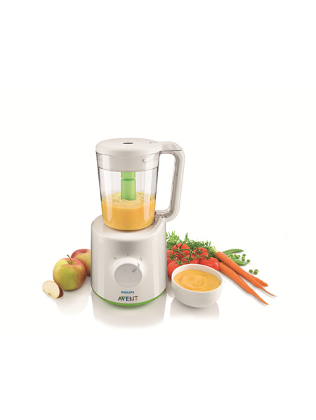 Philips Avent 2-in-1 Babyfood Maker