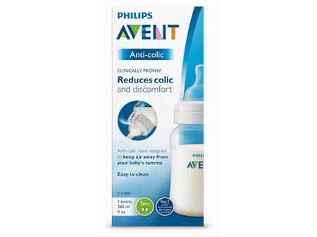 Philips Avent Anti-colic Bottle 260ml 1pk