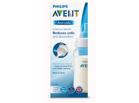 Philips Avent Anti-colic Bottle 330ml 1pk