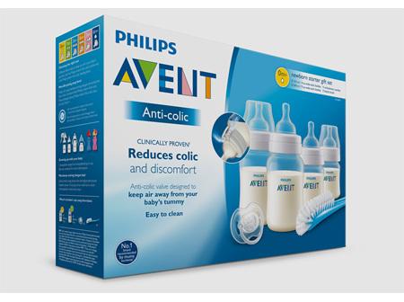 Philips Avent Anti-colic Newborn Starter Set