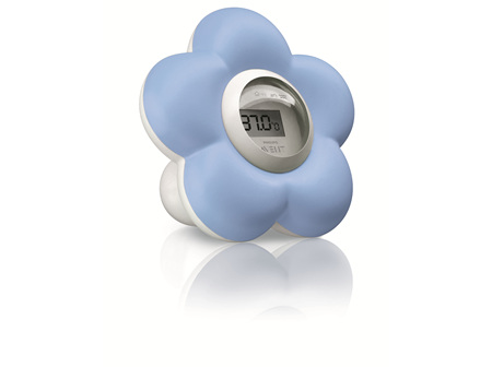 Philips Avent Bath & Bedroom Thermometer - Blue