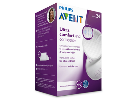 Philips Avent Breast Pads 24 pack