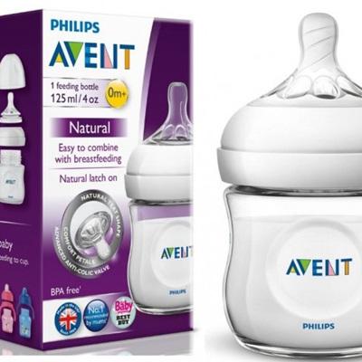 Philips Avent Natural Feeding Bottle
