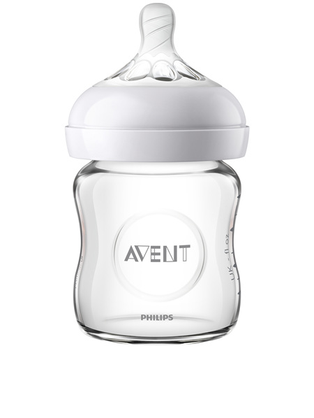 Philips Avent Natural Glass Bottle 120ml
