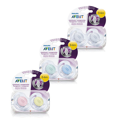 Philips Avent Pacifiers/Clips