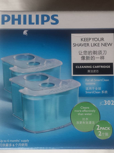 Philips Cleaning Cartridge JC302