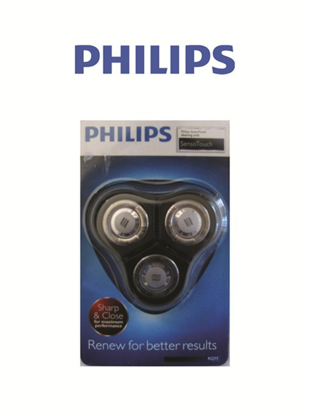Philips SensoTouch RQ11 Please use RQ12 Heads