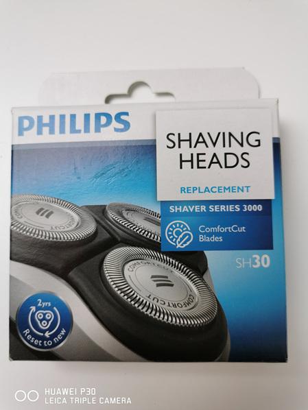 PHILIPS SH30 SHAVING HEADS SERIES 3000