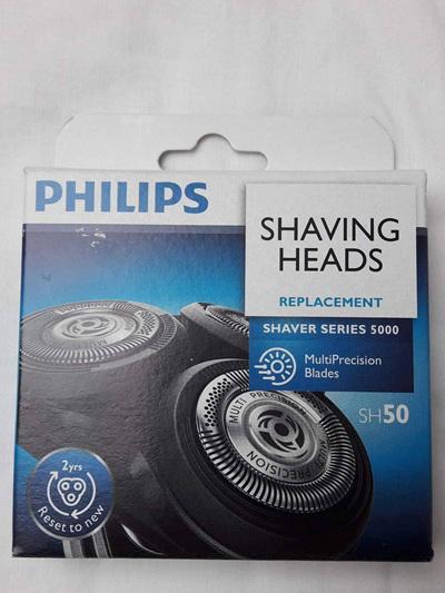 Philips Shaving Heads SH50 Same as HQ8 Heads