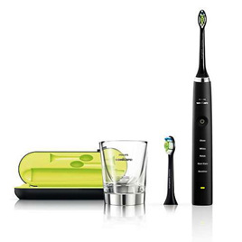 Philips Sonicare Diamond Clean Toothbrush Black
