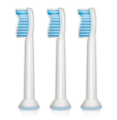 Philips Sonicare Sensitive Brush Head Refills - Standard 3 Pack