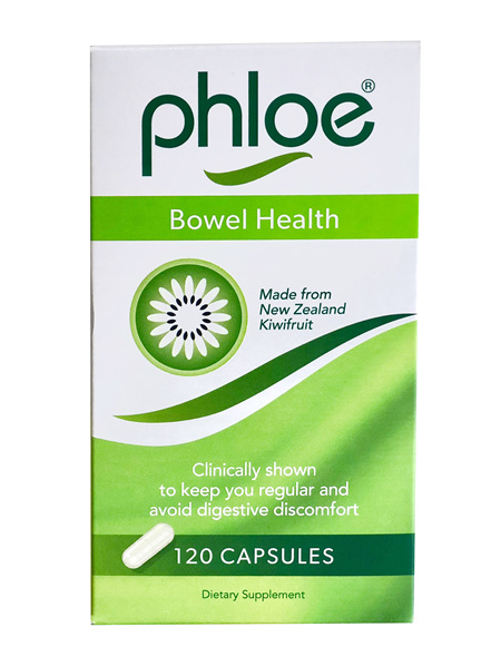 PHLOE BOWEL HEALTH CAPS 120