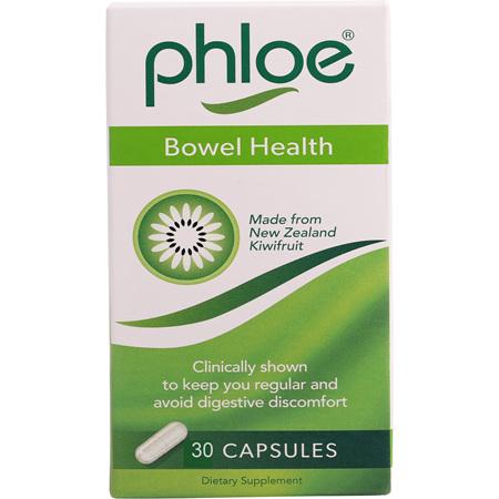 PHLOE BOWEL HEALTH CAPS 30