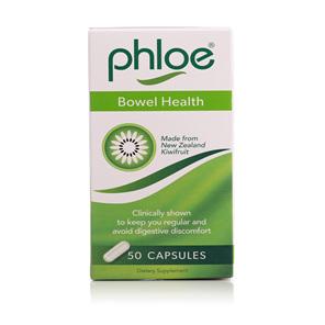 PHLOE BOWEL HEALTH CAPS 50