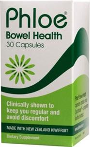 Phloe Bowel Health Capsules 30s