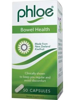 Phloe Bowel Health Capsules 50s