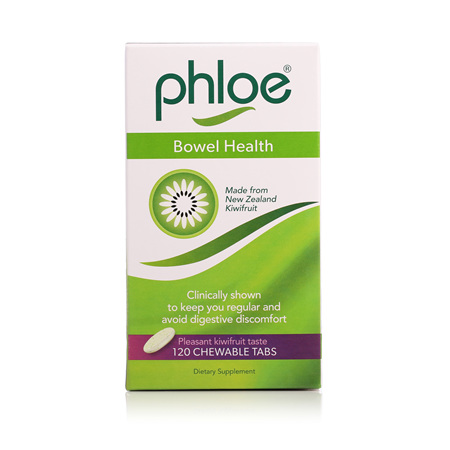 PHLOE BOWEL HEALTH CHEW TAB 120