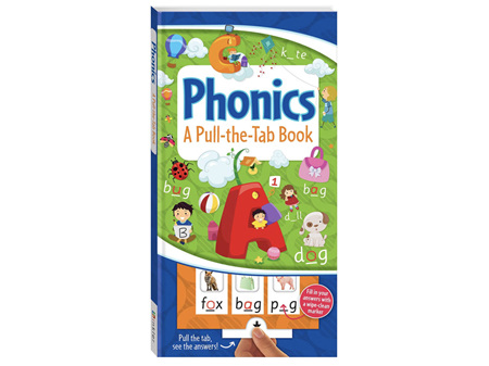 Phonics a Pull-the-Tab Book