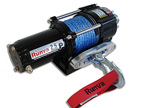 2.5P (2,500lb) Synthetic Deluxe Winch