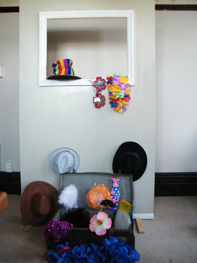Photo Booth and Frames