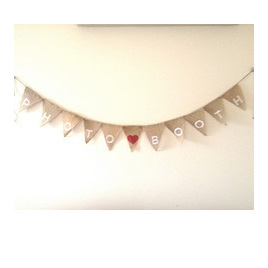 'Photo Booth' Bunting
