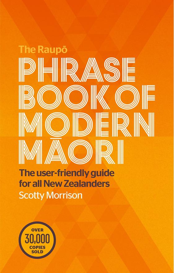 Phrasebook of Modern Maori