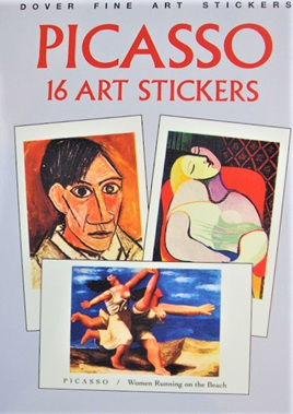 Picasso: 16 Art Stickers