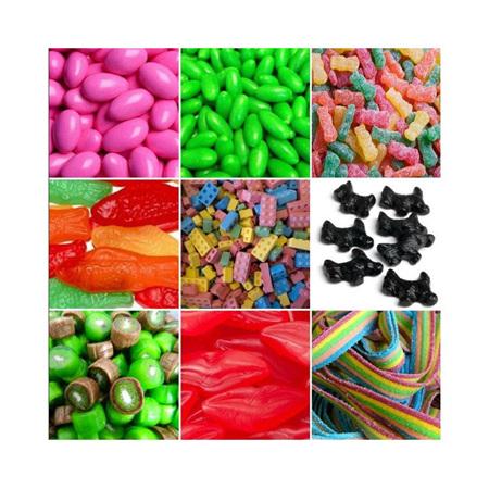 Pick n Mix Candy 100gms