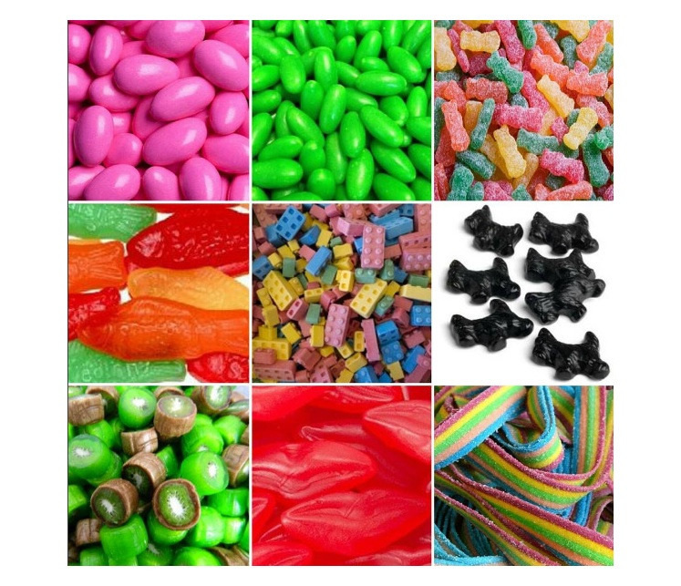 Pick n Mix Candy 100gms