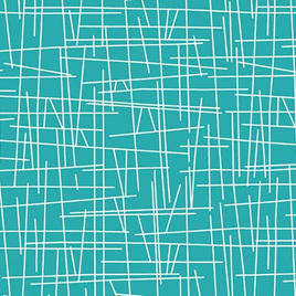 Pick Up Sticks Turquoise