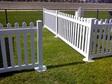 Picket Fence PVC