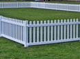 Picket Fence PVC
