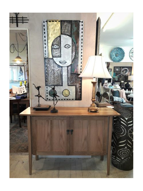 Pico Sideboard Made in Oak Solid wood Furniture Made to order New Zealand