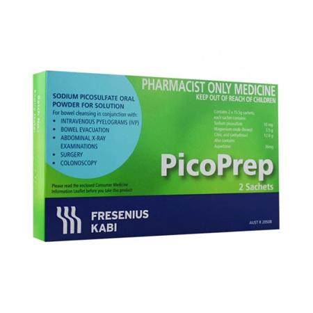 PICOPREP 15.5G SACH 2