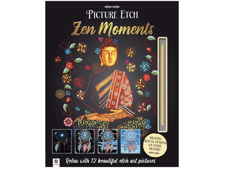 Picture Etch Zen Moments