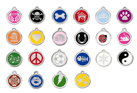 Picture Tags (Stainless and Enamel)