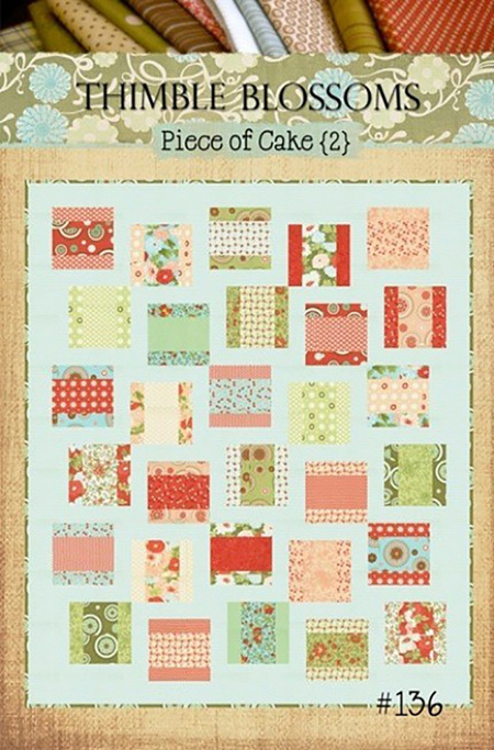 Piece of Cake 2 Quilt Pattern