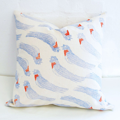 Piet-My-Vrou Cushion