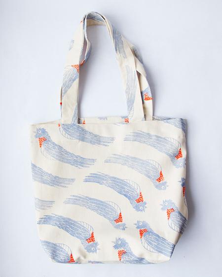 Piet-My-Vrou Tote Bag