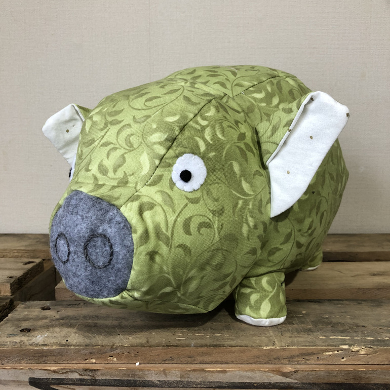 Pig - Green
